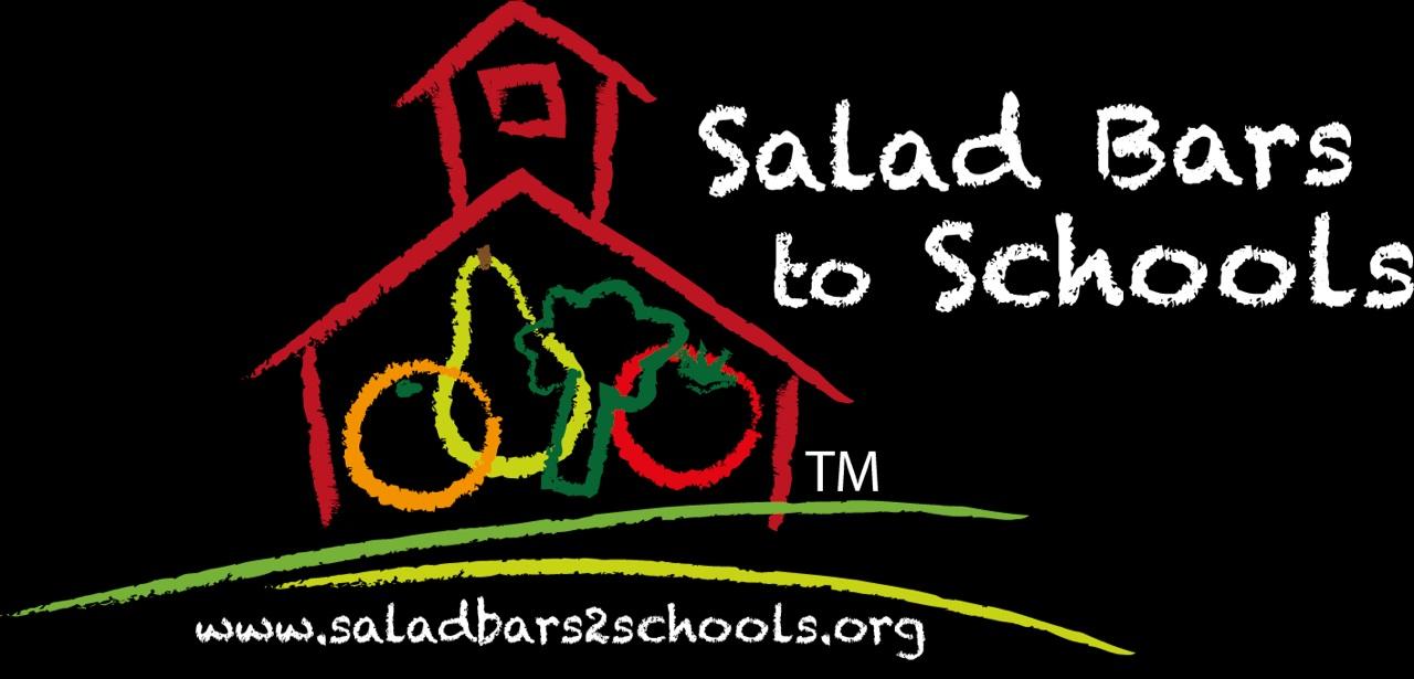 salad bars to schools logo