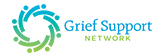 logo design for the grief support network