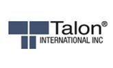 talon international logo design project