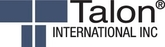 talon international logo design project
