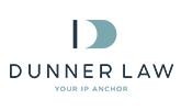 dunner law firm custom logo design