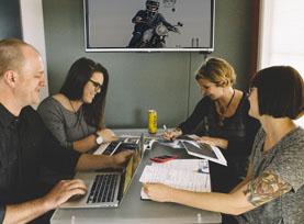oblique boulder design firm team