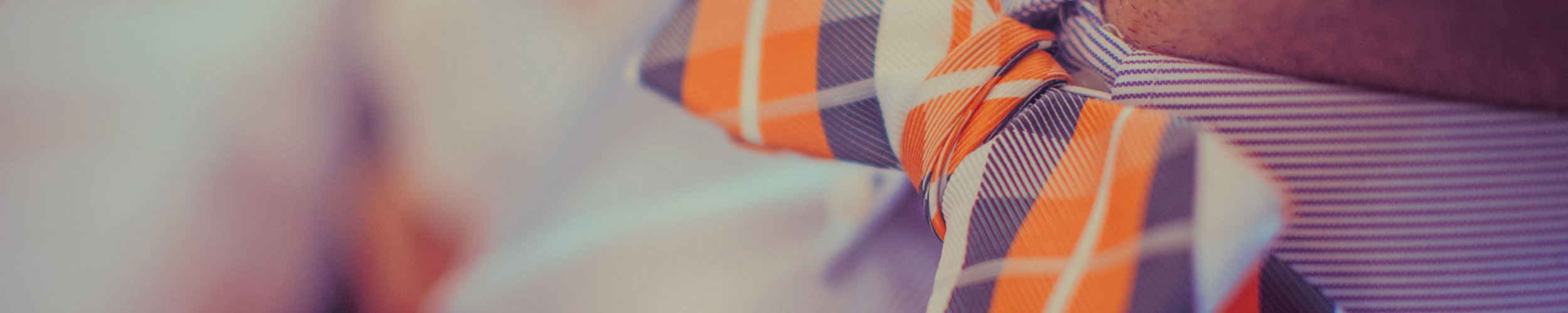 banner bow tie