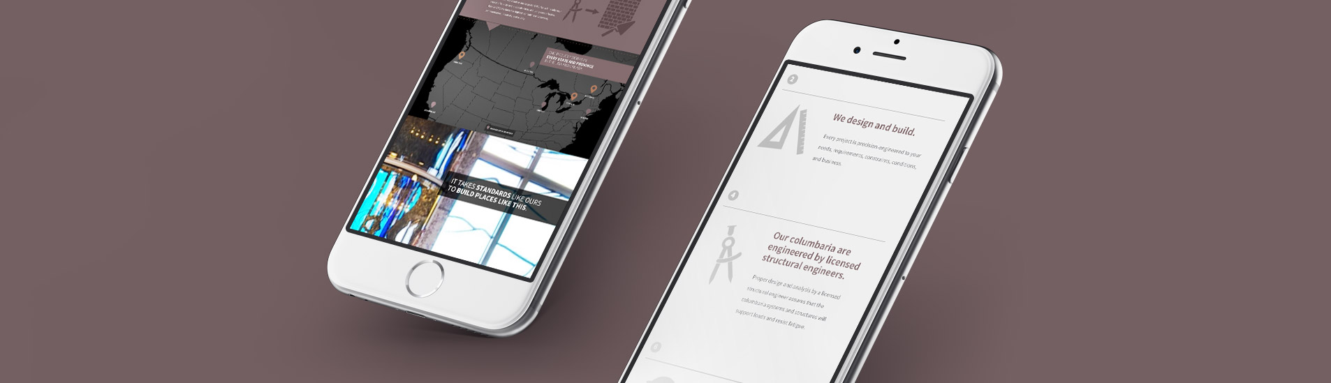 mobile website design for cmc