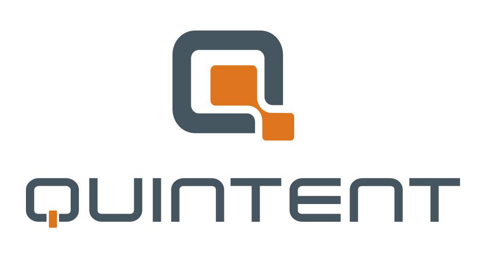 quintent logo design