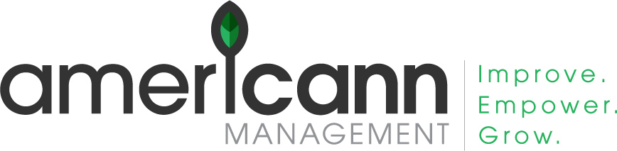americann management logo design