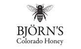 logo design for bjorns honey