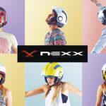 nexx helmet partnership with oblique design