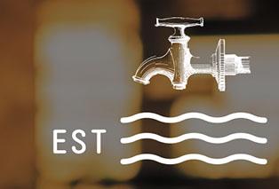 croton reservoir tavern logo closeup