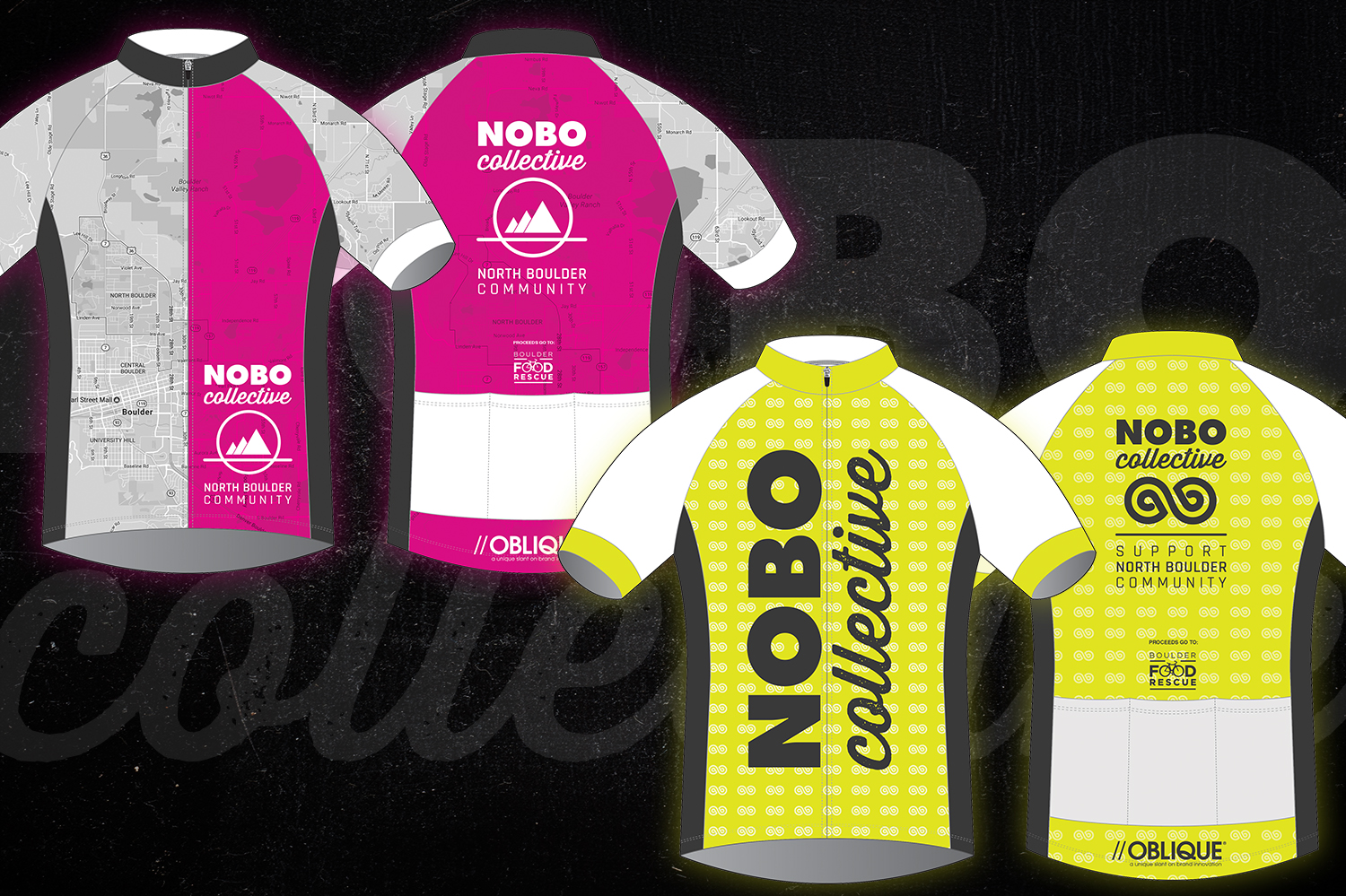 cycling jersey designs by oblique design