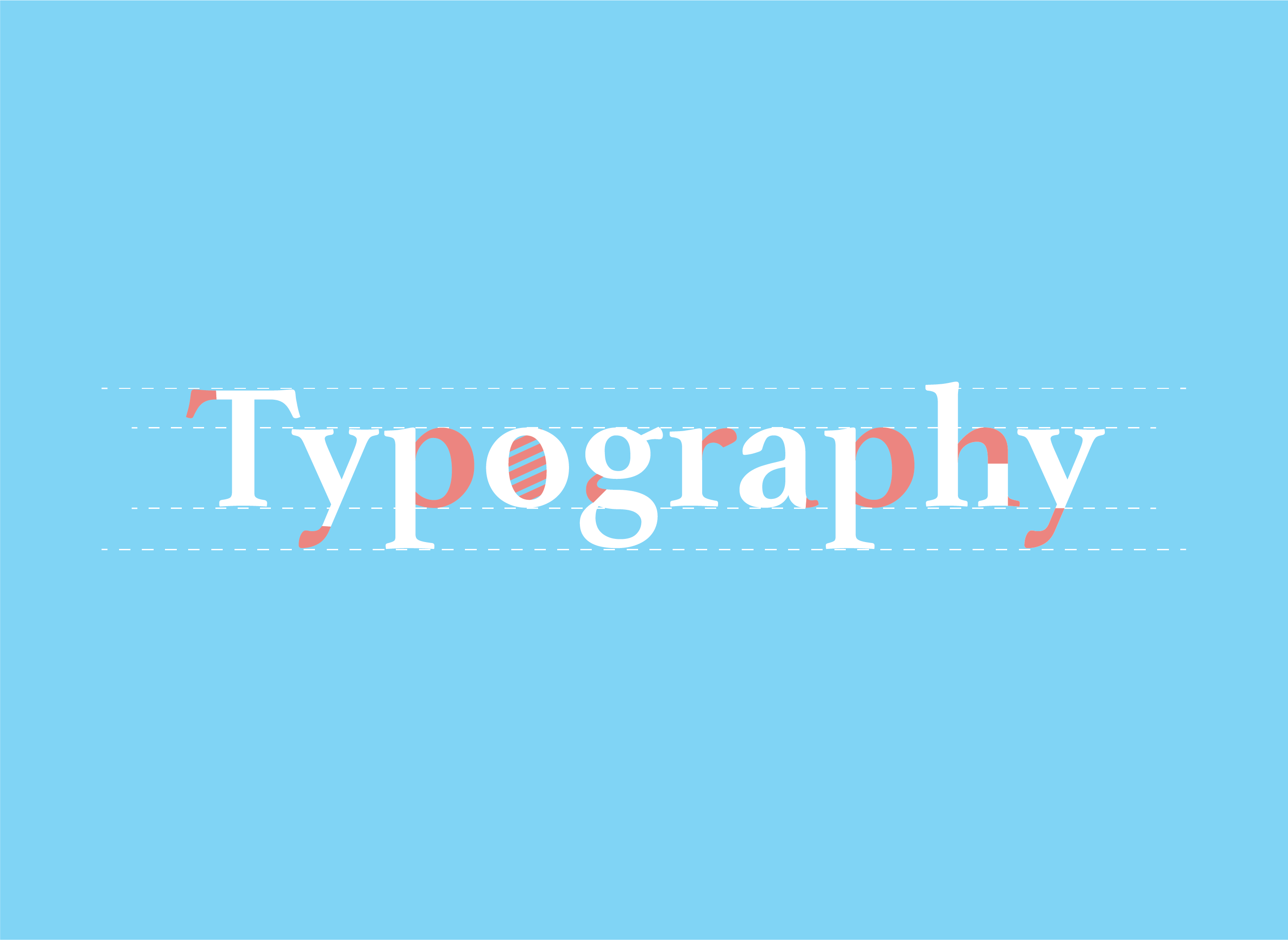 typography 101 graphic
