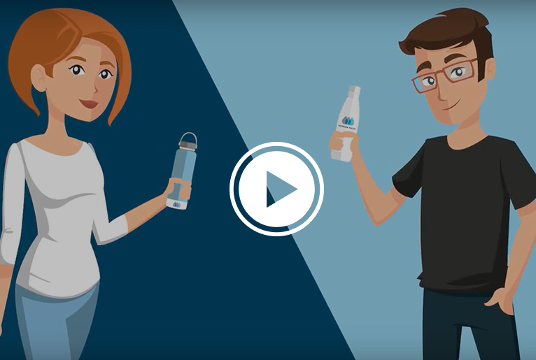 instream water product demonstration video
