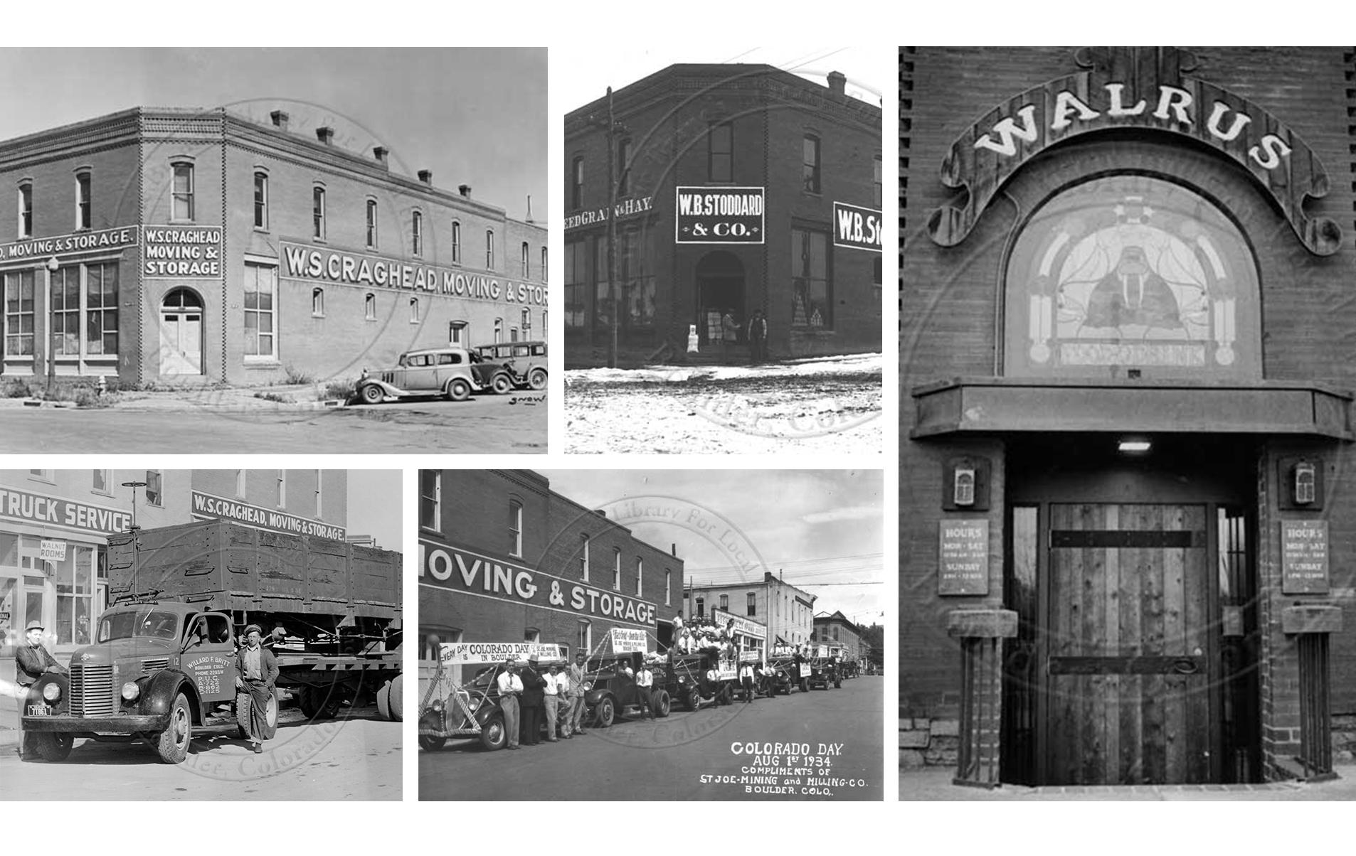historic photos of 1911 broadway