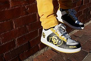 cu boulder buffs shoes