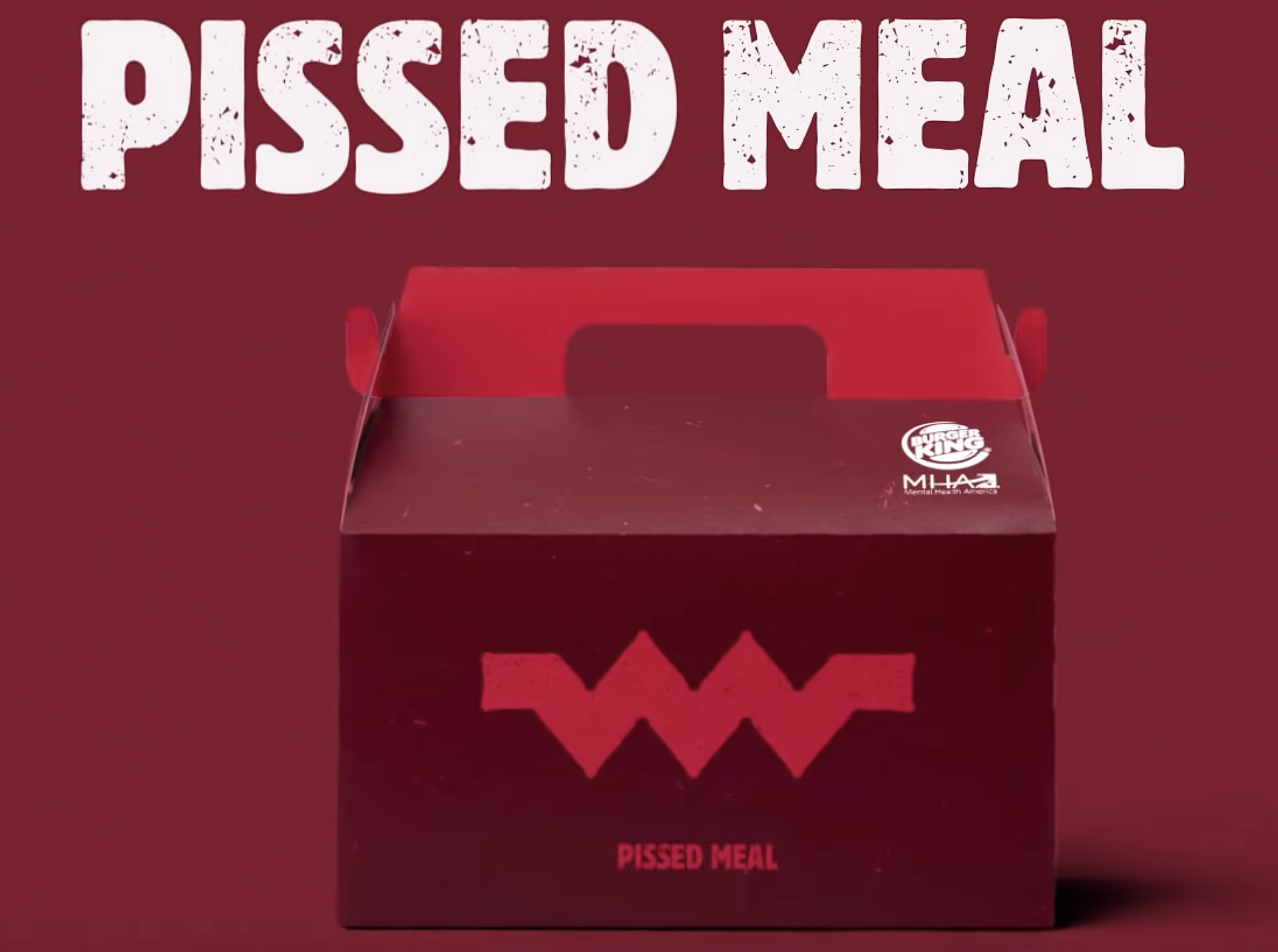 burger king pissed meal