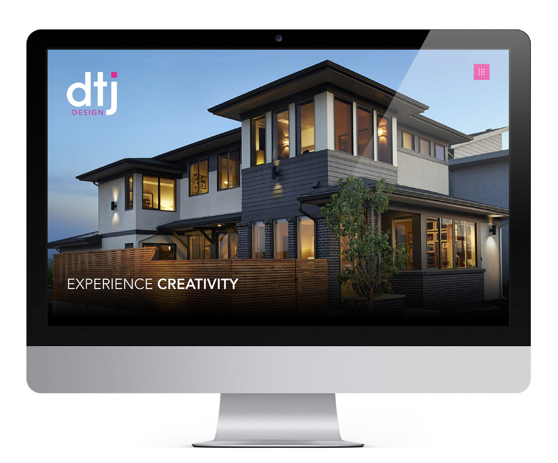 architectural engineering firm website design