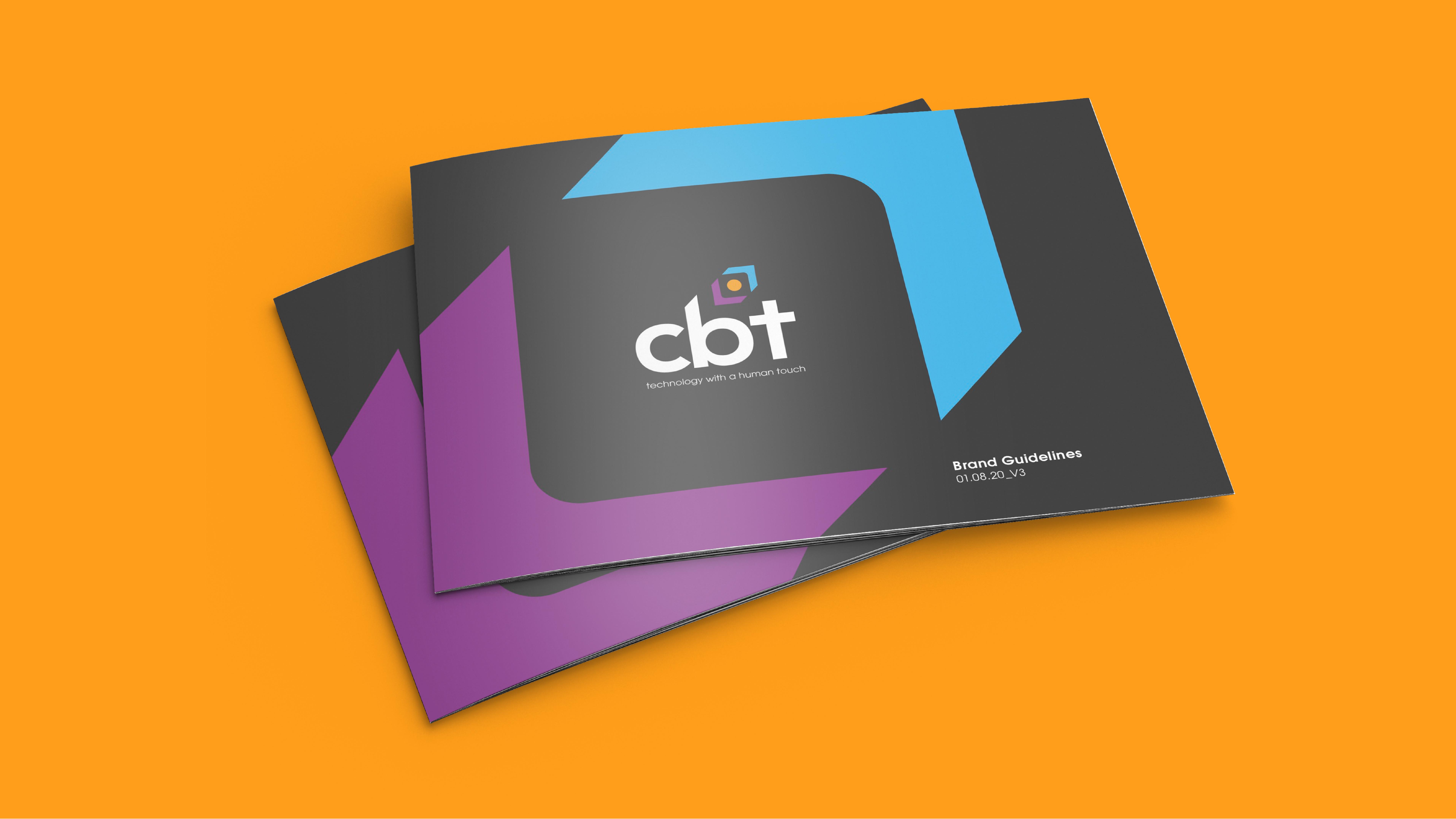 cbt stationery design