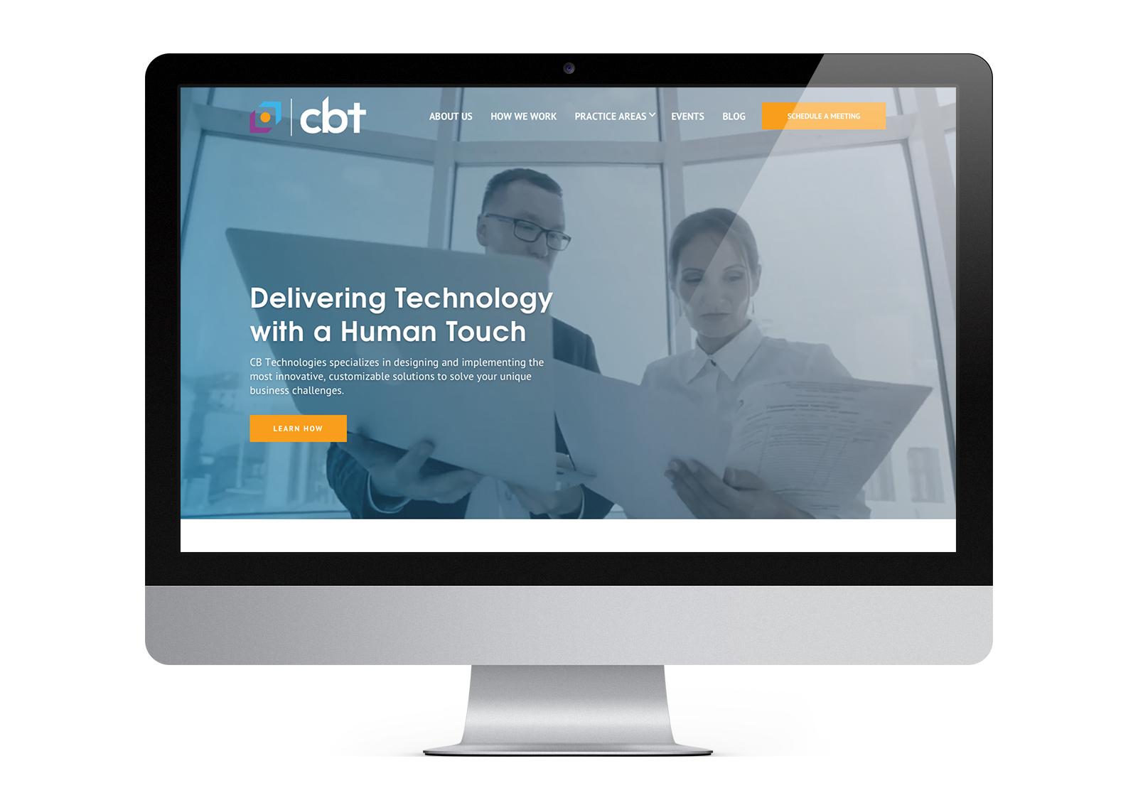 cbt website design