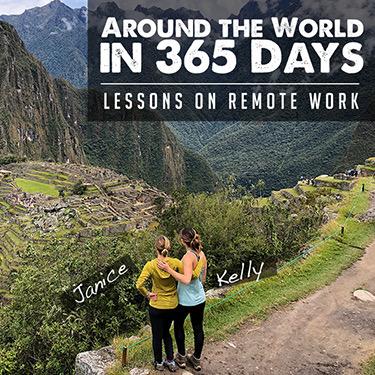 around the world in 365 days