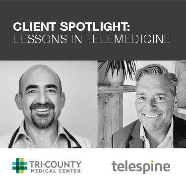 client spotlight tri-county medical center and telespine