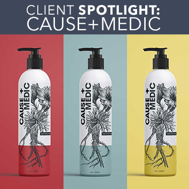 product packaging for cause medic